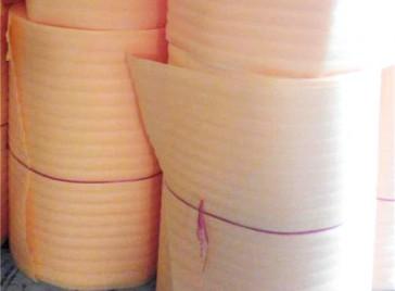 黄色珍珠棉卷材